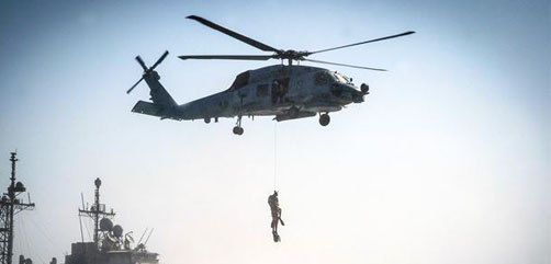 US Navy SAR Training- ALLOW IMAGES