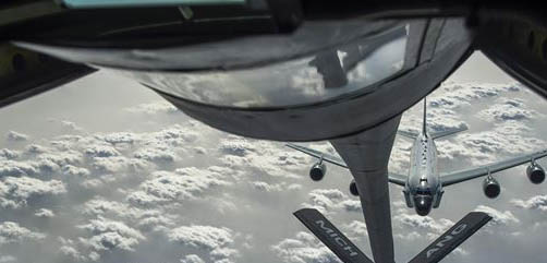 Midair Refueling - ALLOW IMAGES
