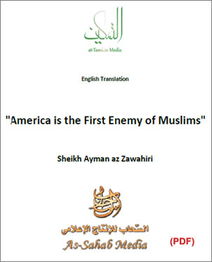 Zawahiri Video Transcript - ALLOW IMAGES