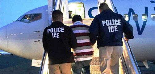 Biden Freezes ICE; Suspends 85% of Criminal Alien Deportations - ALLOW IMAGES