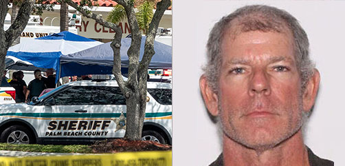 Publix Grocery Store shooter Timothy J. Wall, age 55. - ALLOW IMAGES
